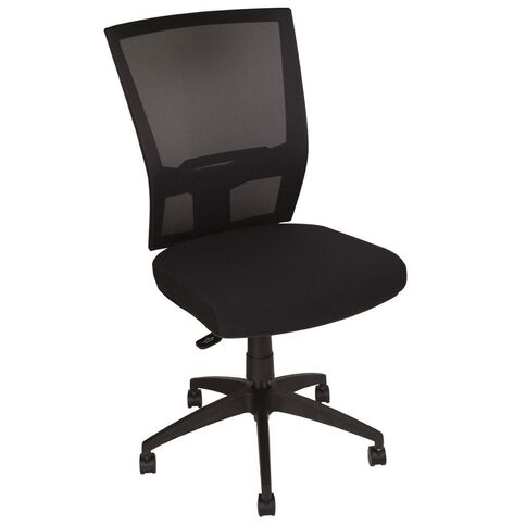 Jasper J Advance Air Plus Chair Black