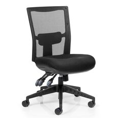 Chair Solutions Team Air Chair Black