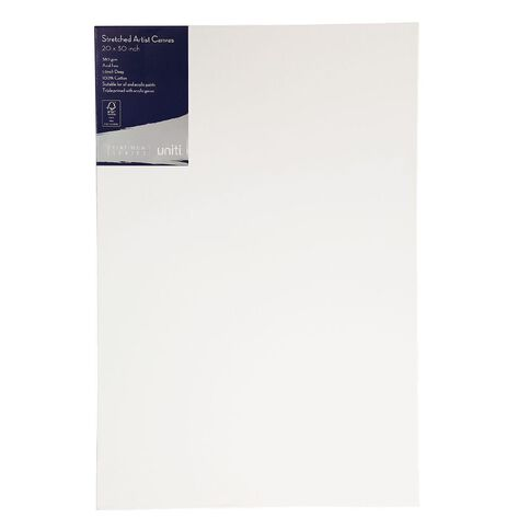 Uniti Platinum Canvas 20x30 Inches 380Gsm