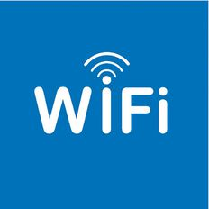 APLI Self Adhesive Wi-Fi Zone
