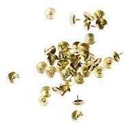 Impact Drawing Pins 200 Pack Brass