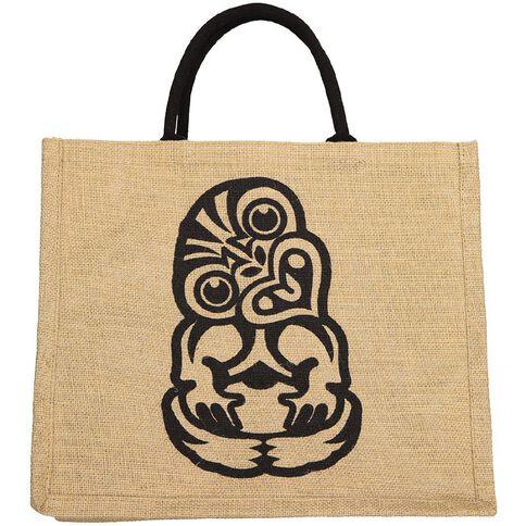 H&H Jute Reusable Bag