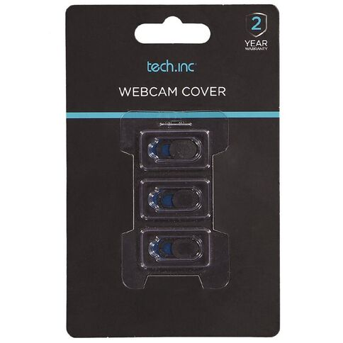 Tech.Inc Webcam Cover 3 Pack