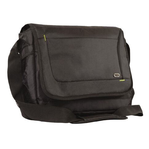 OMP Apollo Messenger Bag For 15.4 inch Laptop Black