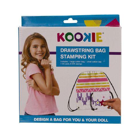 Kookie DIY Colouring Bag Set