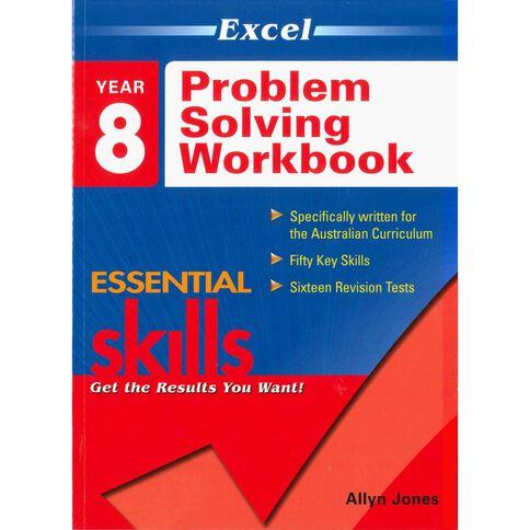 Year 8 Problem Solving