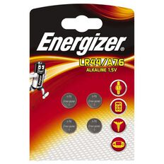 Energizer A76 4 Pack