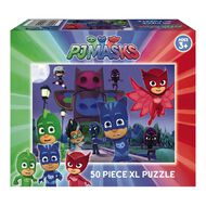 PJ Masks XL Boxed Jigsaw Puzzle 50 Piece Assorted