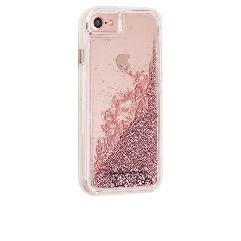 Casemate Iphone 7 Waterfall Case Rose Gold