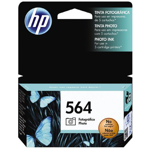 HP Ink 564 Photo Black (130 Pages)