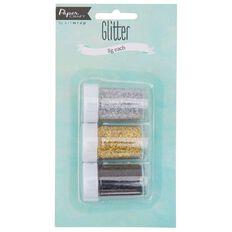artwrap Paper Craft Glitter 3 Pack Formal