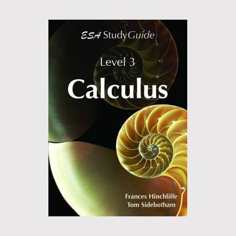 Ncea Year 13 Calculus Study Guide
