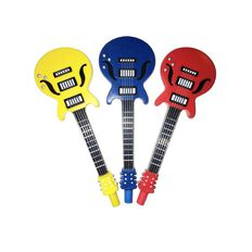 Novelty Pen Guitars Assorted