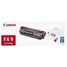 Canon Toner FX9 Black (2000 Pages)
