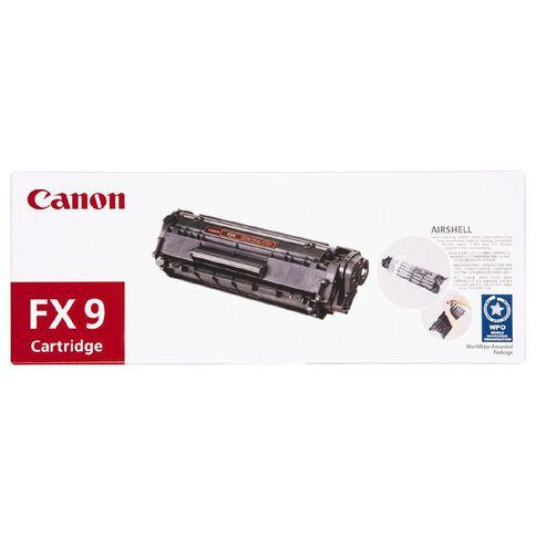 Canon Toner FX9 Black (2000 Pages)