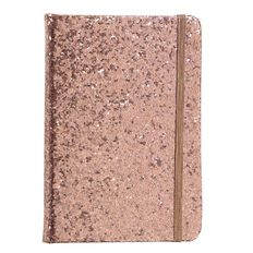 Uniti Romantic Rose Glitter Notebook 80 Sheets A6