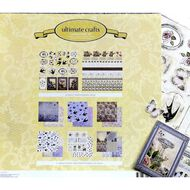 Ultimate Crafts Rambling Rose Cardmakers Set