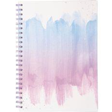 Uniti Mermaid Spiral Notebook A4