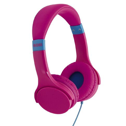 Moki Lil Kids Headphones Pink