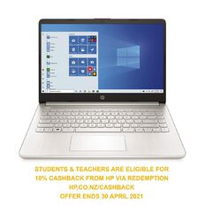 HP 14s-fq0044au 14inch Notebook