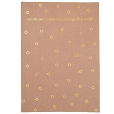 Uniti Natural Glam Jotter Pad Brown A4