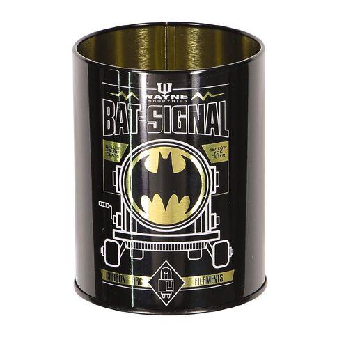 Batman Metal Pen Cup