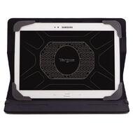 Targus Fit-N-Grip 9-10 Rotating Universal Tablet Case Red
