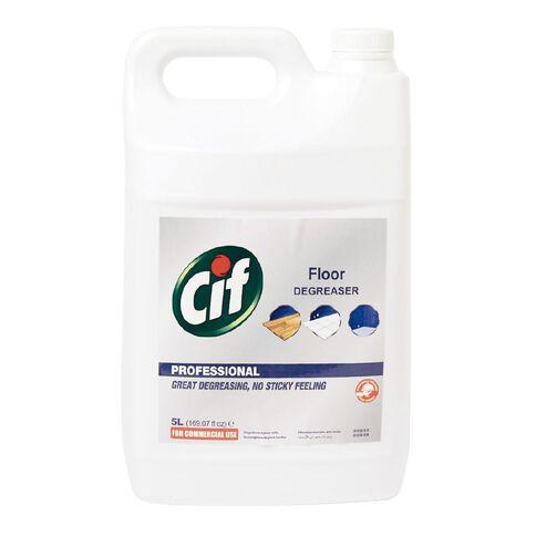 Cif Professional Floor Cleaner Degreaser 5L