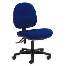 Chair Solutions Aspen Midback Chair Solar Blue Blue