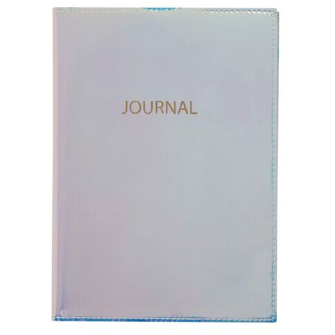Impact Notebook Iridescent PU A5