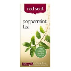 Red Seal Peppermint Tea 25s