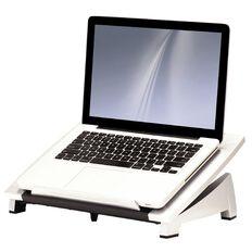 Fellowes Office Suite Laptop Riser Silver