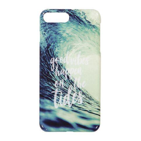 iPhone 7+/8+ Surfs Up Tides Case