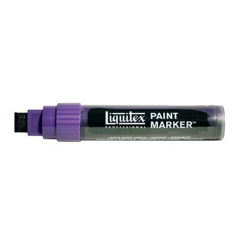 Liquitex Marker 15mm Diox Purple