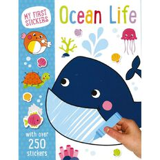 My First Sticker Ocean Life by Make Believe Ideas