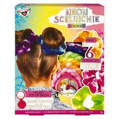 Fashion Angels Neon Scrunchie Design Kit