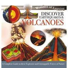 Wonders of Learning Discover Volcanoes & Earthquakes