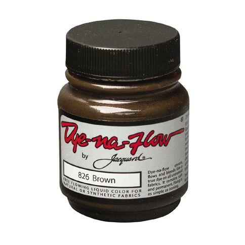 Jacquard Dye-Na-Flow 66.54ml Brown