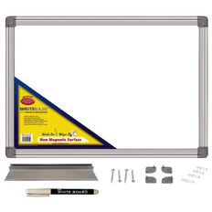 Writeraze Whiteboard 420 x 600mm White A2
