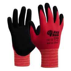 Esko Red Ram Latex Coated Safety Glove Large