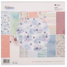 Rosie's Studio Stillwater Designer Paper Pad 42 Sheet 12in x 12in