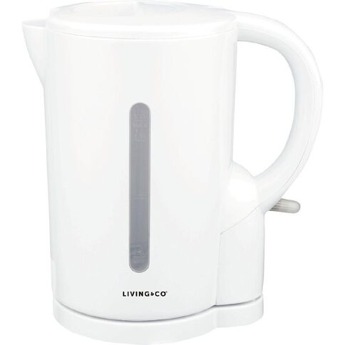 Living & Co Kettle 1.7 Litre White