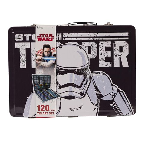 Star Wars Tin Art Set 120 Pieces