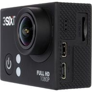 3-SIXT Full HD Wi-Fi Sports Action Camera 1080P Black