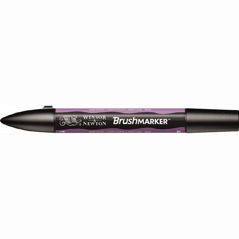 Winsor & Newton Brushmarker Single Amethyst