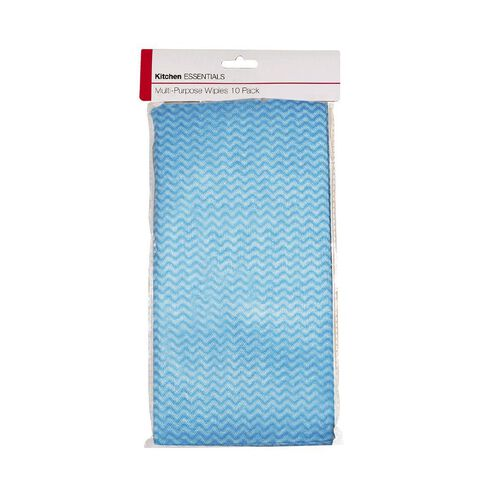 Kitchen Essentials Multi-Purpose Wipes 10pack 10 Pack