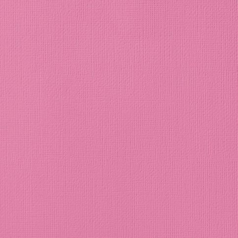 American Crafts Cardstock Textured 12 x 12 Lipgloss