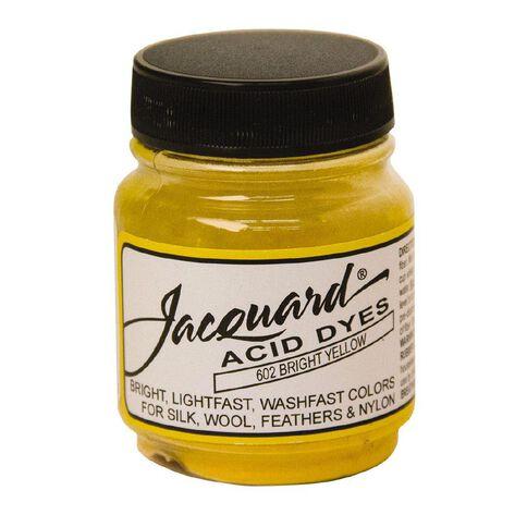 Jacquard Acid Dye 14.17g Bright Yellow