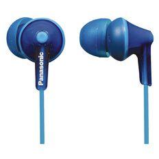Panasonic Canal Styled Ergofit Earphones Rp-Hje125E-A Blue