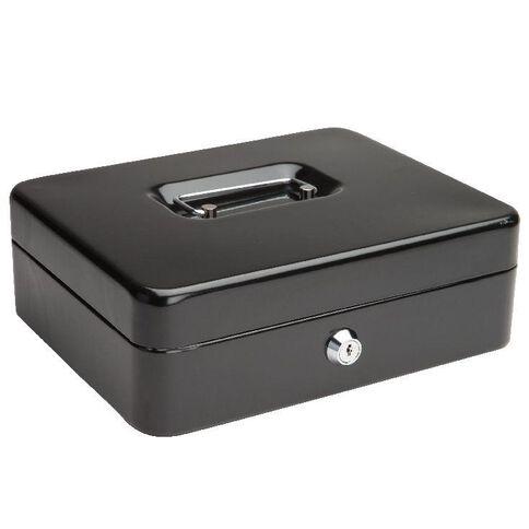 Impact Cash Box Black 10 inch